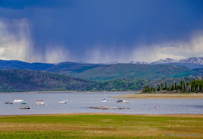 View of Lake Grandby