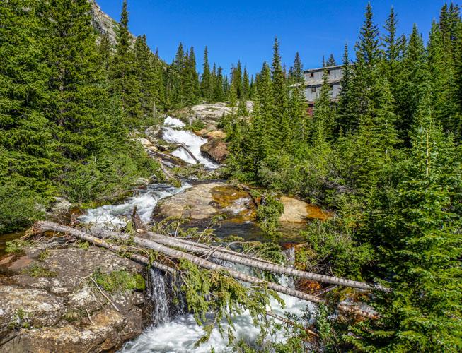 Wheeler Lake Trail near Breckenridge