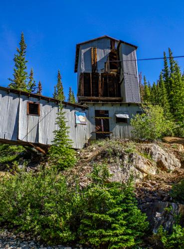 Magnolia Mill on Wheeler Lake Trail near Breckenridge