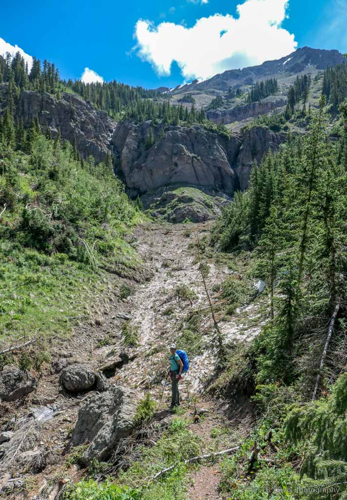 Alder Creek Slide