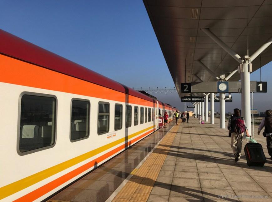 Nairobi Train
