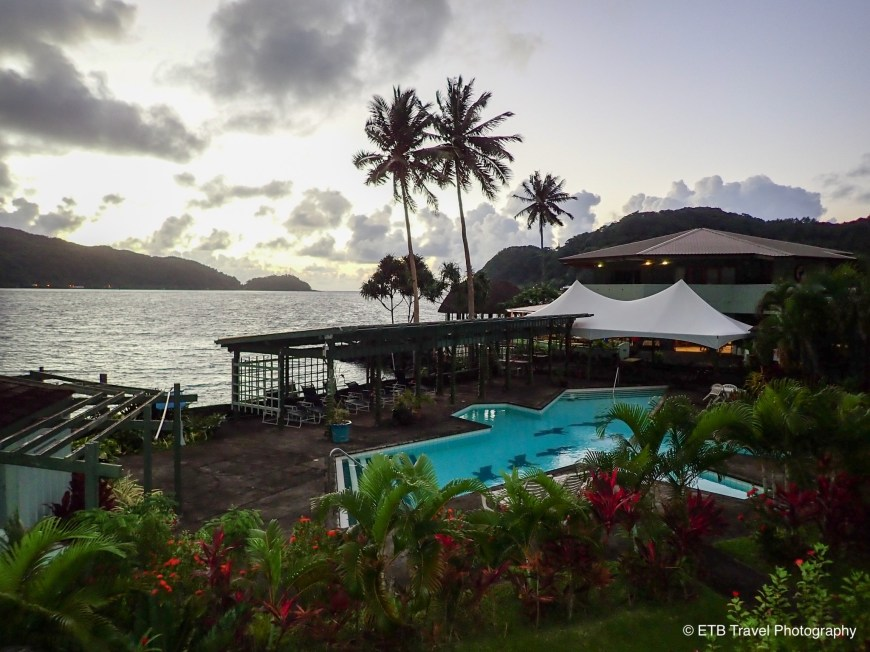 Sadie's by the Sea in American Samoa