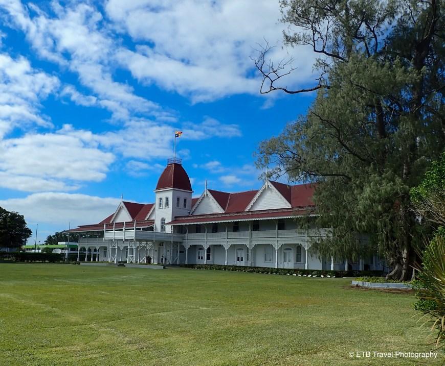 Tonga Royal Palace