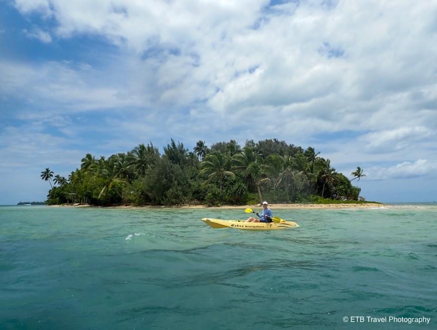 Makaha'a island