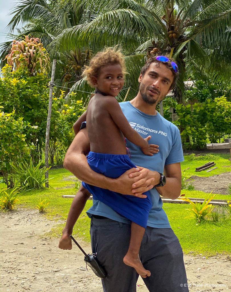 adam in the solomon islands