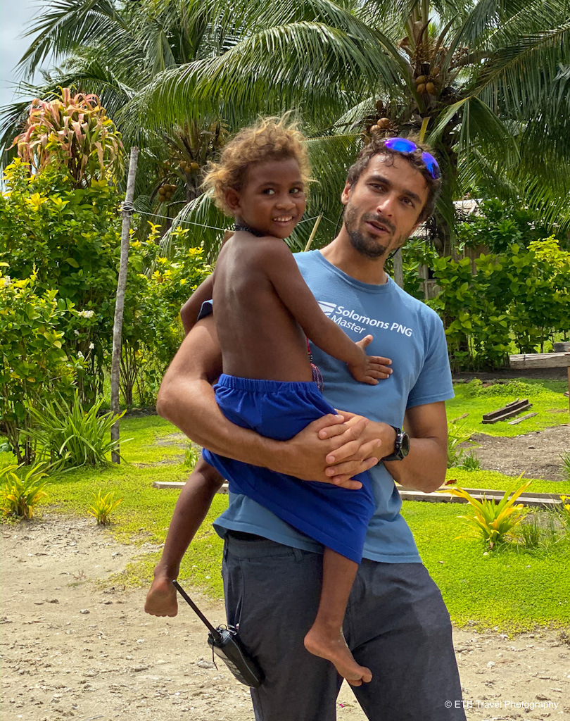 adam in the solomon islands