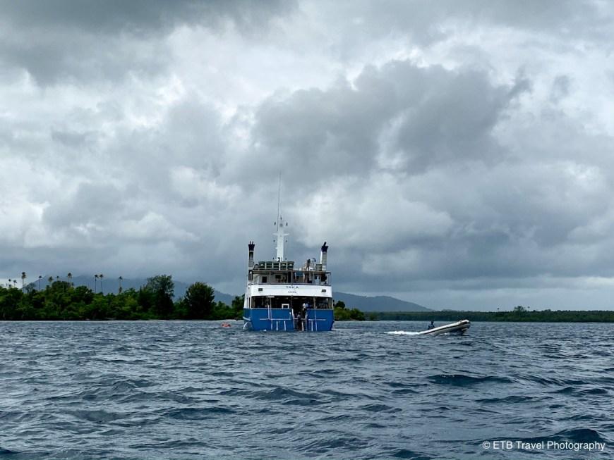 the taka in the solomon islands