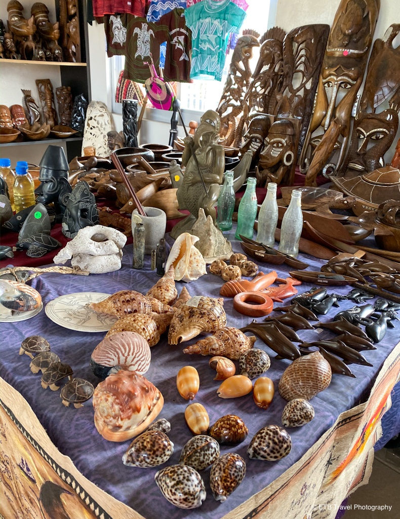 the crafts market in honiara