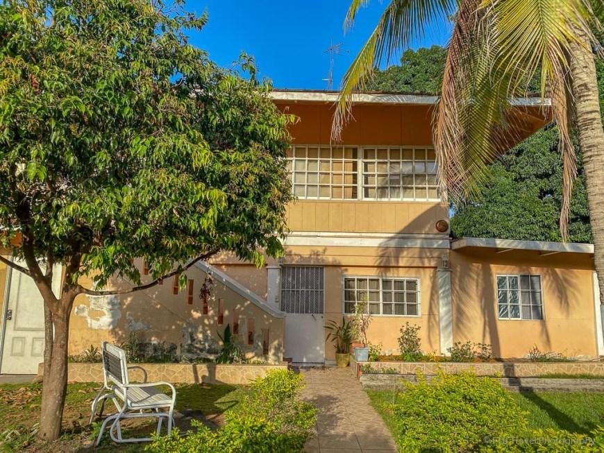 Homestay in Panama