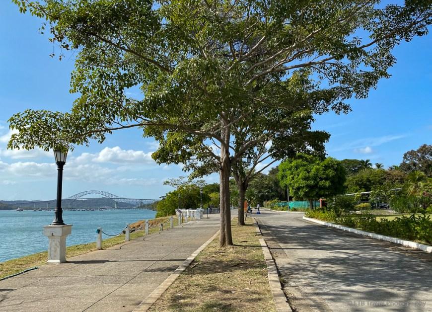 the causeway in panama