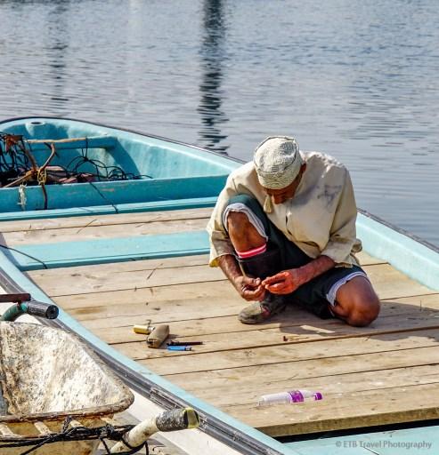 fishernan in muscat