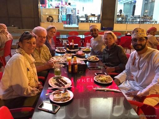 al masharef for turkish food in nizwa