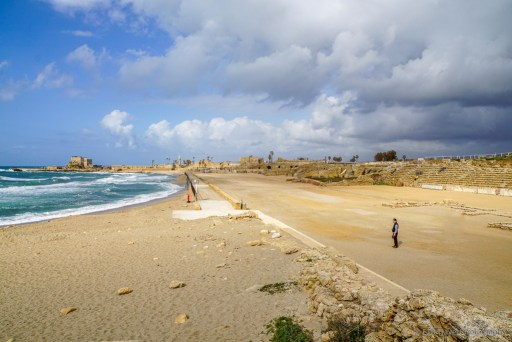 Caesarea on the Mediterranean Coast