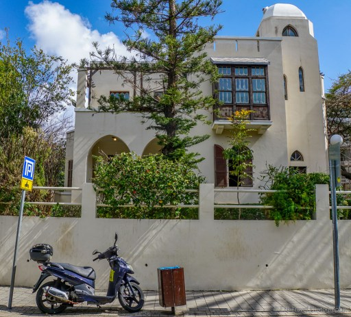 Home of Haim Nahman Bailik in Tel Aviv
