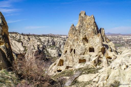goreme open air museum in cappadocia