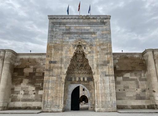 Sultan Han in Turkey