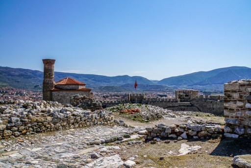 fortress in selçuk