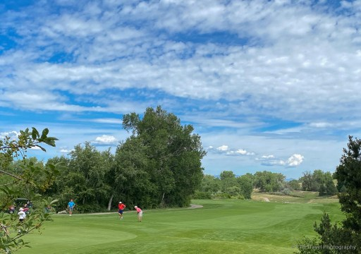 University of Denver Golf Club at Highlands Ranch