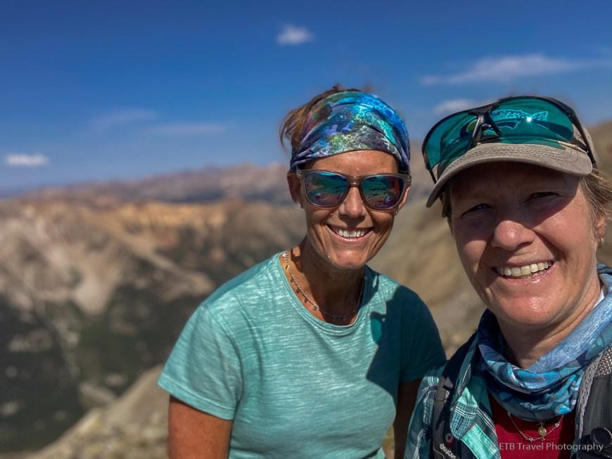 on the ridge to missouri mountain