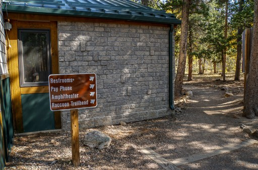 Raccoon Trailhead