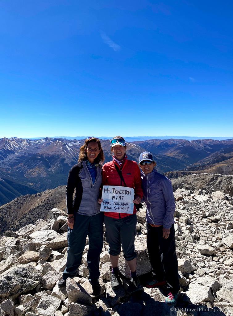 mount princeton summit