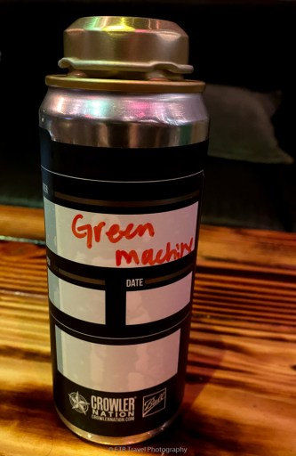 colorado sake co green machine