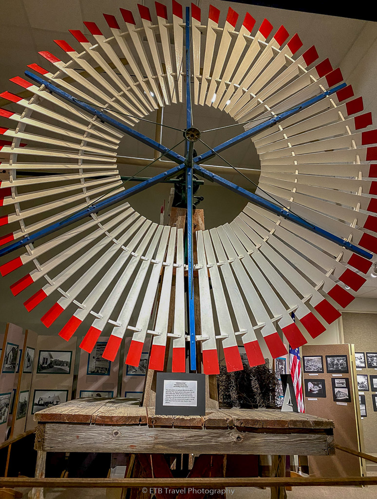 windmill at xit museum