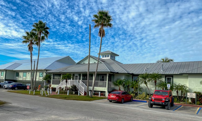 The Ivey House in Everglades City