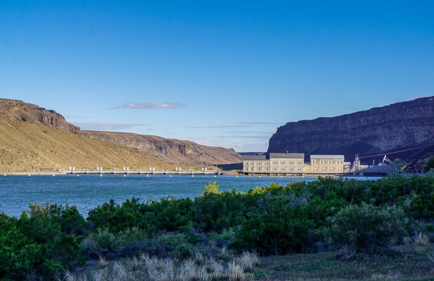 swan falls power plant at Morley Nelson Snake River Birds of Prey NCA