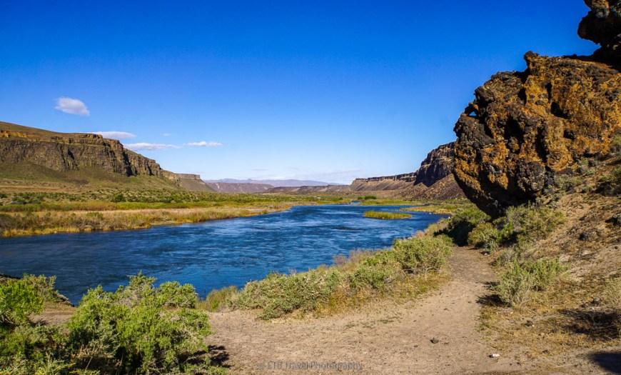 River Canyon Trail East Trailhead