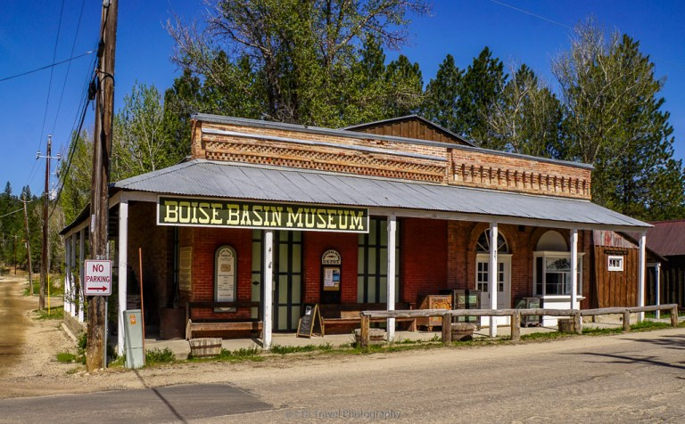 boise basin museum in idaho city