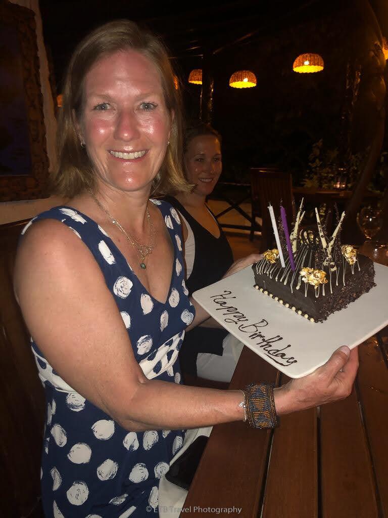 50th bday chocolate cake
