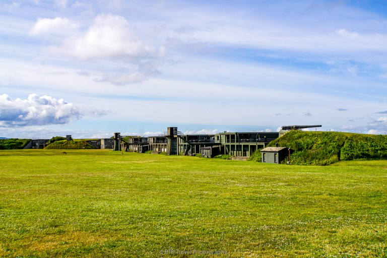 fort casey on whidbey island
