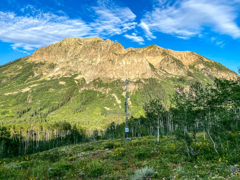 weather station on judd falls trail
