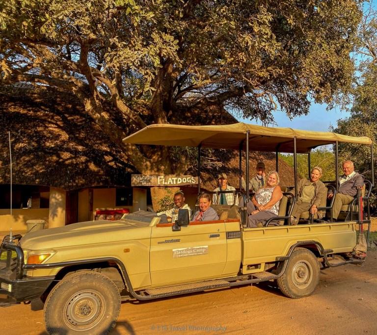 Safari in Zambia, Africa