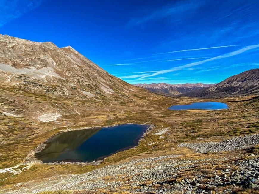 hancock lakes hike