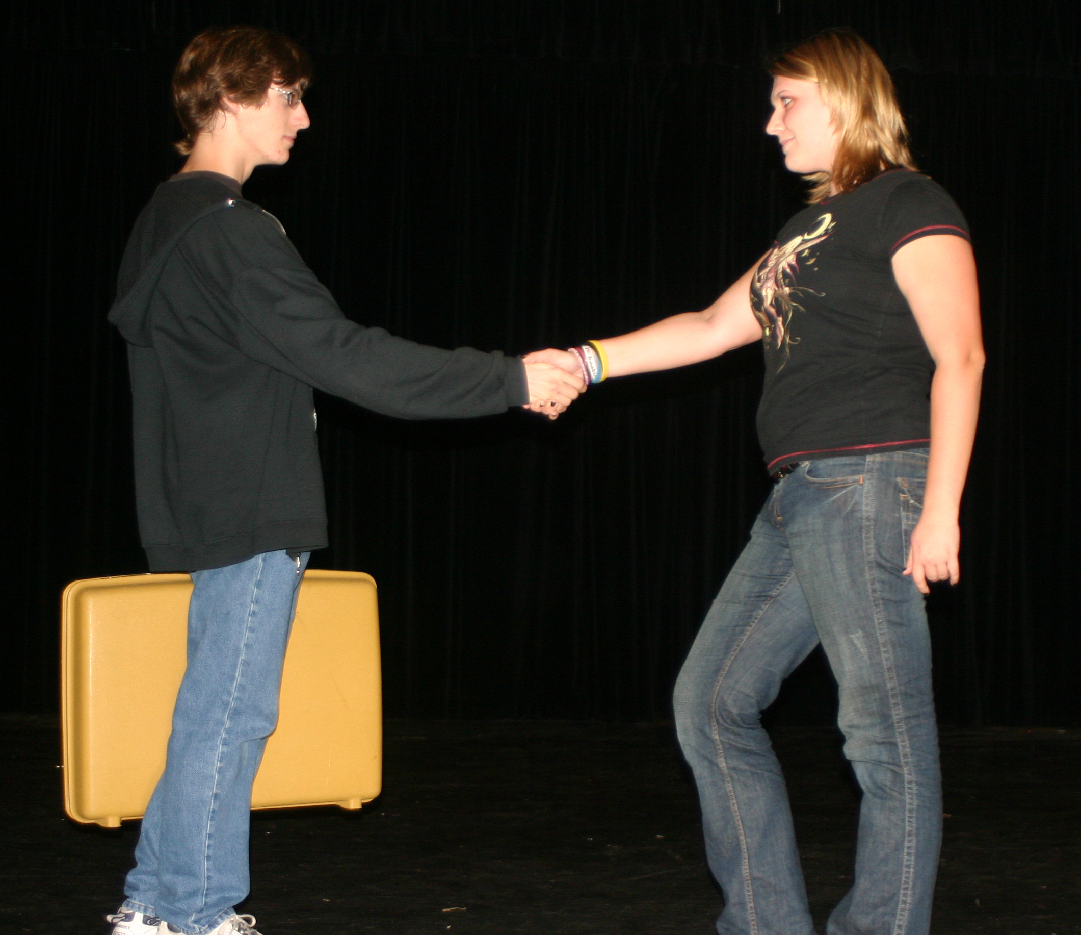 Inherit The Wind Gets Ready For Production
