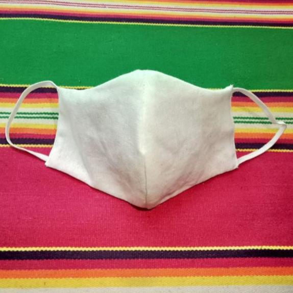 vetiver cotton face mask