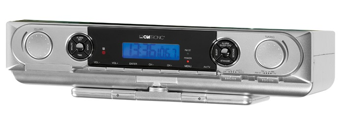 Unterbau Küche Fernseher Radio