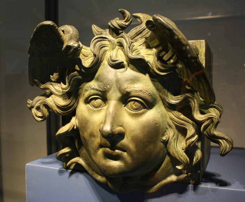 93 best Mythological Creatures images on Pinterest | Fairy ... |Greek Mythical Creatures Medusa