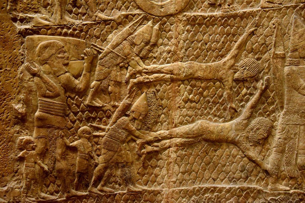Image result for lachish reliefs