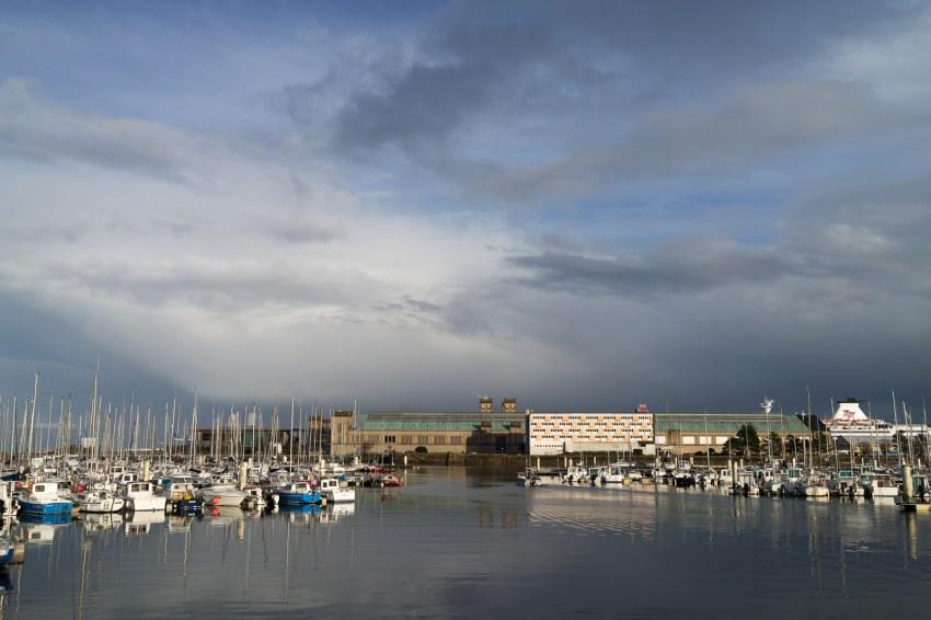 Port de plaisance de Cherbourg