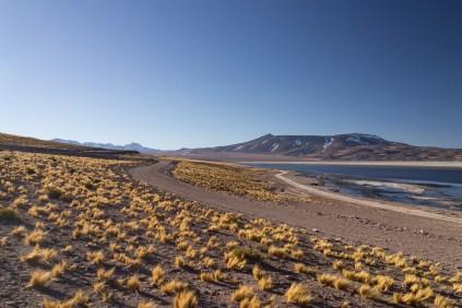 Un exemple de paysage à la frontière.