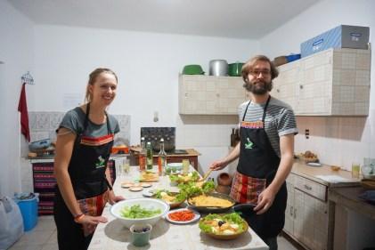 Cours de cuisine chez Moï et Su.