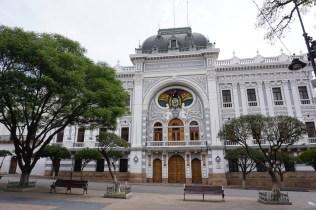 Mairie de Sucre.