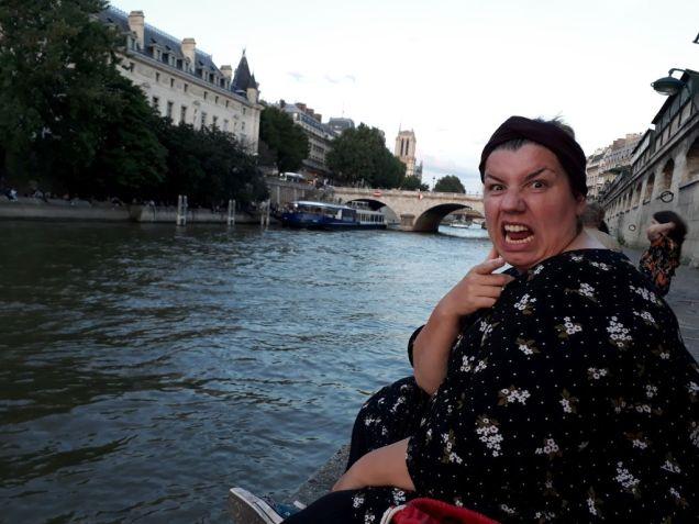 Enna et la Seine.