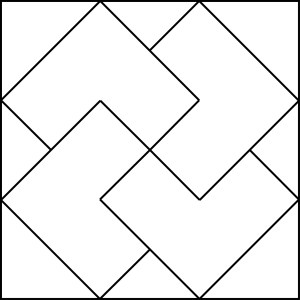 patterns pattern geometric simple block clipart designs geometry quilt clip card quilting trick etc blocks translations line easy square draw