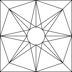 pattern clipart geometric block etc patterns simple designs draw