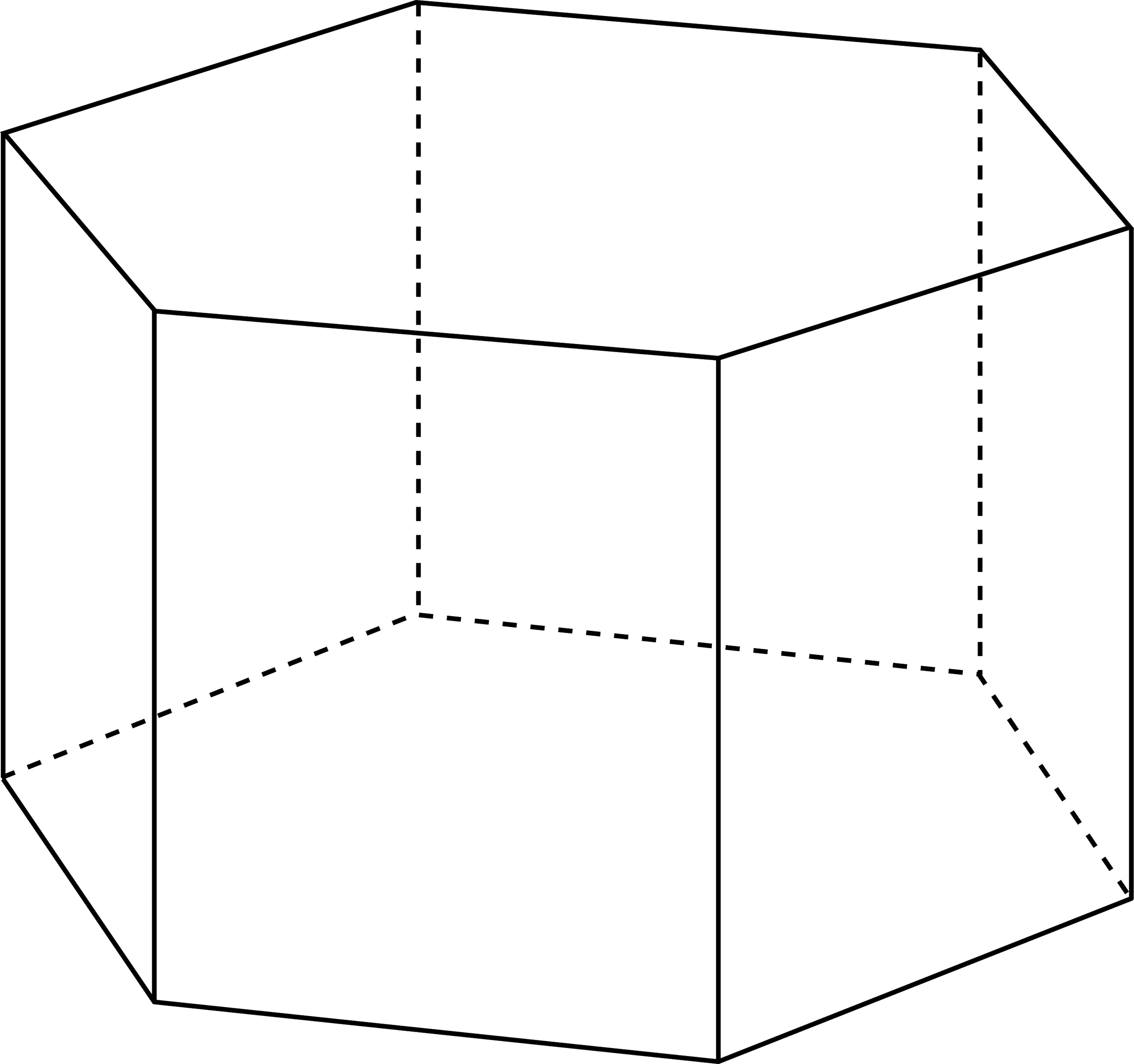 net diagrams of 3d shapes switch diagram wiring hexagonal prism clipart etc