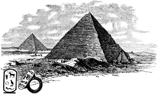 Pyramids Clipart